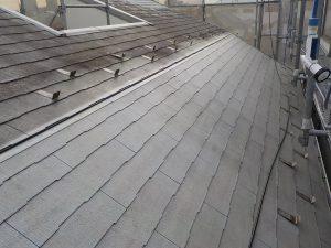 大田区 屋根塗装 高圧洗浄