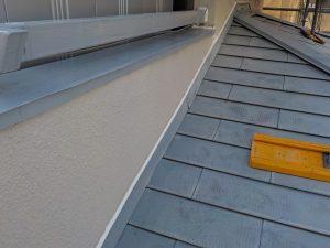 塗装する前のシーリング処理